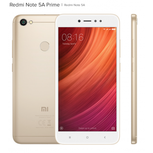 Xiaomi Redmi Note 5A Prime - Reparaciones Reparar Xiaomi