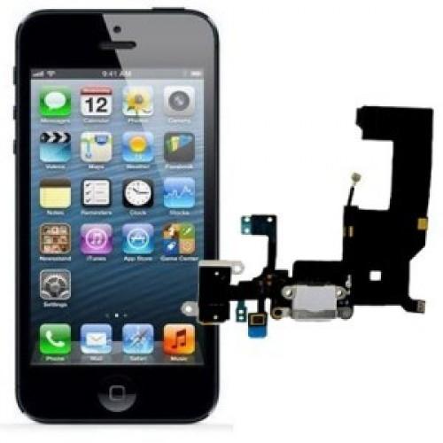 Reparar Conector Lightning Carga iPhone 5 - Servicio Técnico iPhone 5 iPhone 5 - Reparaciones