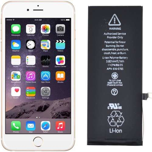 Reparar Batería iPhone 6 Plus - Servicio Técnico iPhone 6 Plus iPhone 6 Plus - Reparaciones