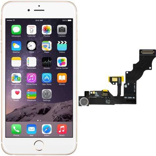 Reparar cámara frontal iPhone 6 Plus - Servicio Técnico iPhone 6 Plus Elche iPhone 6 Plus - Reparaciones