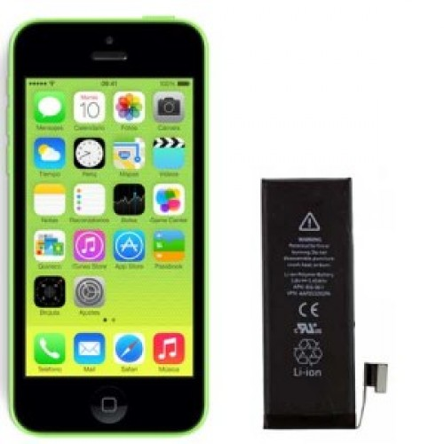 Reparar Batería iPhone 5C - Servicio Técnico iPhone 5C iPhone 5C - Reparaciones