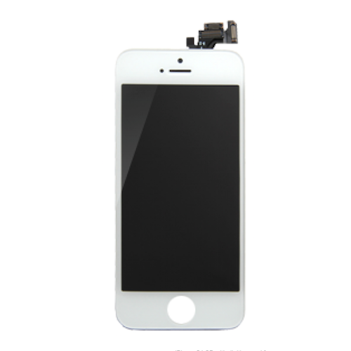 Pantalla iPhone 5S Blanca - Repuestos iPhone 5S Repuestos iPhone 5S