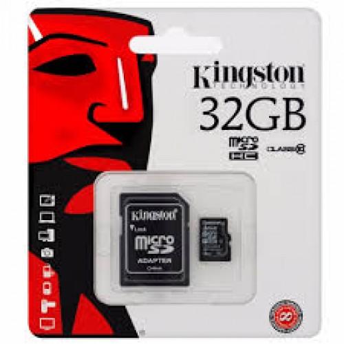 MICROSD 32GB Accesorios