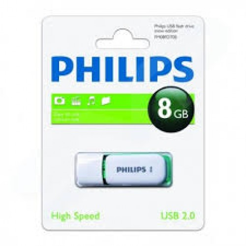 PEN  8GB PHILIPS Accesorios