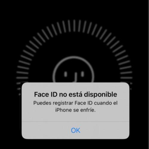 Reparar Face ID