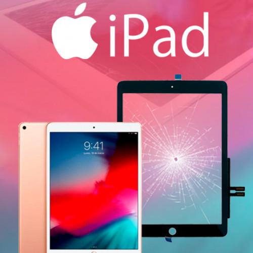 Cambiar Pantalla Tactil iPad