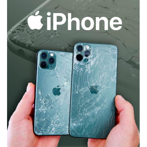 Cambiar Cristal Trasero iPhone 8 / 8Plus