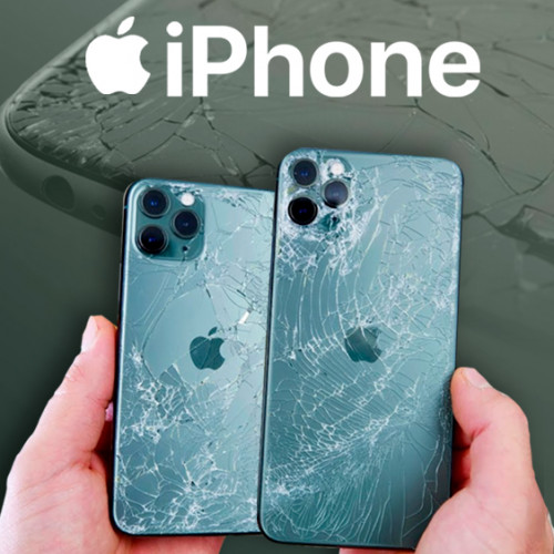 Cambiar Cristal Trasero iPhone X / XS / XR