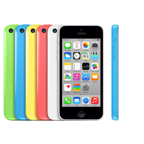Repuestos iPhone 5C