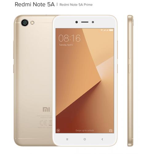 Xiaomi Redmi Note 5A - Reparaciones Reparar Xiaomi