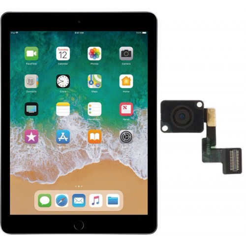 Cambiar Reparar Camara Delantera iPad 5 - Servicio Técnico iPad 5 iPad 5 - Reparar