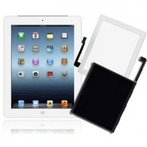 Cambiar Pantalla Tactil y LCD iPad 4 - Servicio Técnico iPad 4 iPad 4 - Reparar