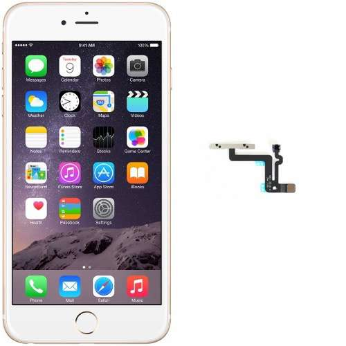 Reparar Botón Volumen iPhone 6 Plus - Servicio Técnico iPhone 6 Plus iPhone 6 Plus - Reparaciones