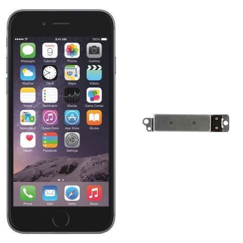 Reparar Vibrador iPhone 6 - Servicio Técnico iPhone 6 iPhone 6 - Reparaciones
