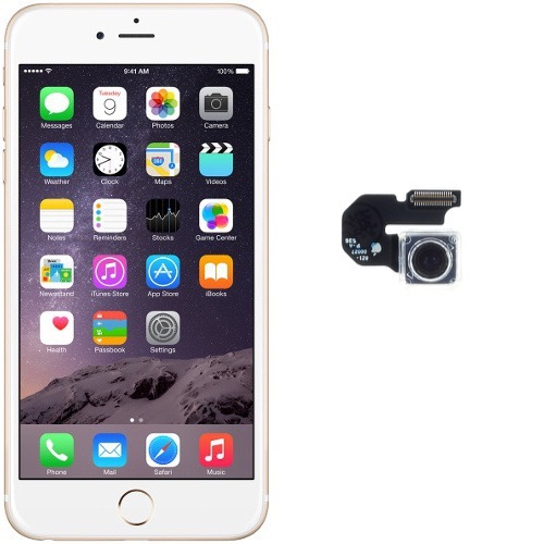 Reparar Camara Trasera iPhone 6S - Servicio Técnico iPhone 6S iPhone 6S - Reparaciones