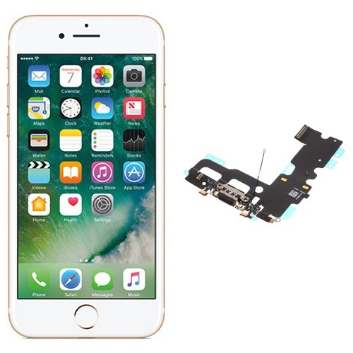 Reparar Conector Lightning iPhone 7 - Servicio Técnico iPhone 7
