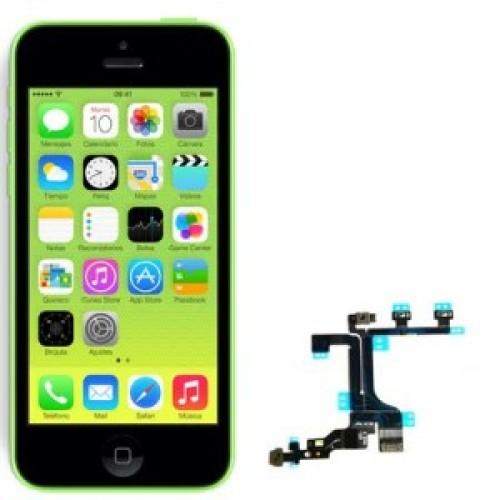 Reparar Botón Volumen iPhone 5C - Servicio Técnico iPhone 5C iPhone 5C - Reparaciones
