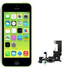 Reparar Conector Lightning carga iPhone 5C - Servicio Técnico iPhone 5C iPhone 5C - Reparaciones
