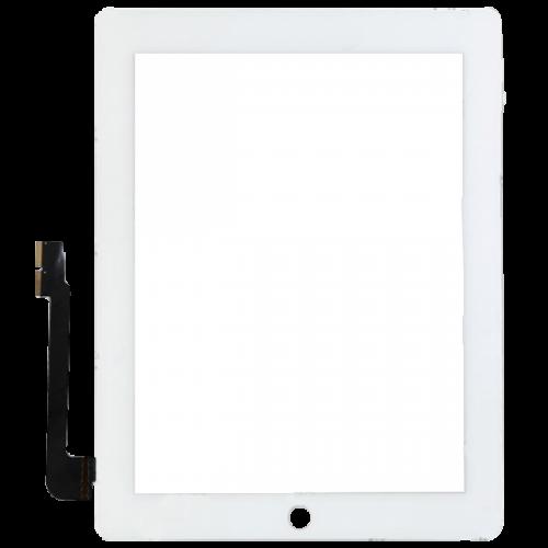 Cristal Táctil iPad 3 iPad 4 Blanco Repuestos iPad 3