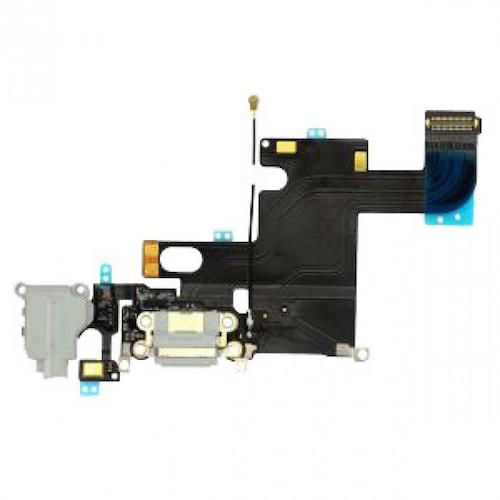 IPHONE 6 FLEX CONECTOR DE CARGA BLANCO Repuestos iPhone 6